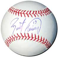 Brett Lawrie Autographed Major League Baseball