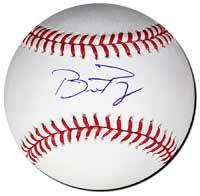Buster Posey Autographed Baseball