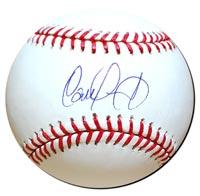 Carlos Gonzalez Autographed Baseball