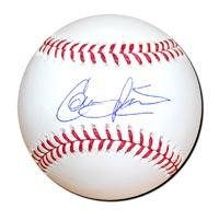 Colby Rasmus Autographed Baseball