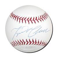 Miguel Cabrera Autographed Baseball (2004)