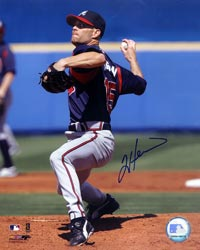Tim Hudson Autographed 16x20 Photo