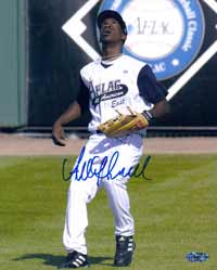 Andrew McCutchen Autographed 8x10 Photo #'d to 100