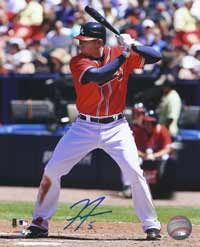 Freddie Freeman Autographed 8x10 Photo