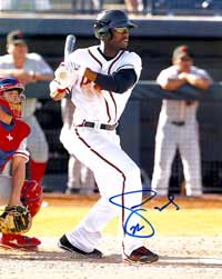 Jason Heyward Autographed 8x10 Photo #'d to 50