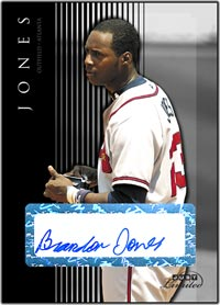 JL07 Black Auto (#'d to 25) Brandon Jones