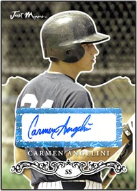 JRP07 Black Auto (#'d to 25) Carmen Angelini