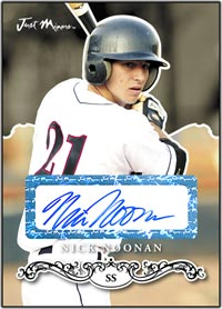 JRP07 Black Auto (#'d to 25) Nick Noonan