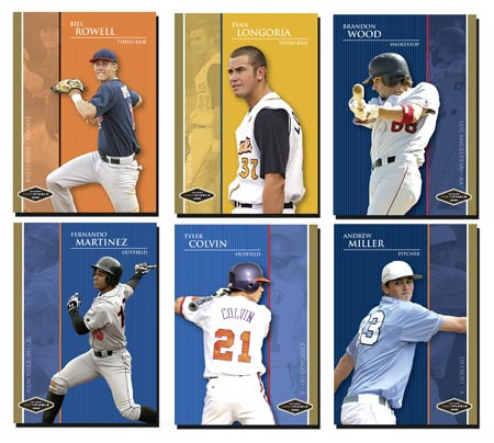 Justifiable 2006 50-card Gold Parallel Set