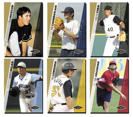 Justifiable Preview 2006 16-card Gold Parallel Set