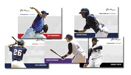 Just Autographs 2007 50-card Base Set