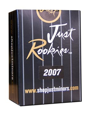 Just Rookies 2007 Factory Set