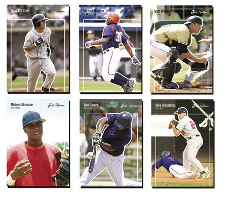 Just Rookies 2007 65-card Base Set